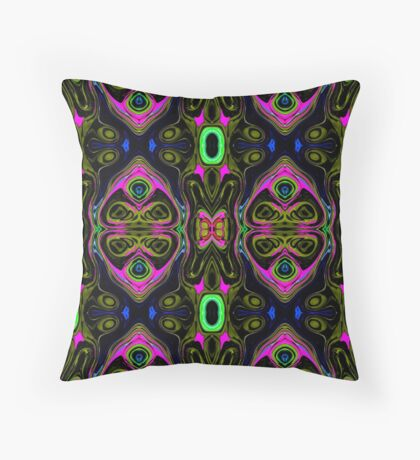Liquid Kind Of Love II Throw Pillow