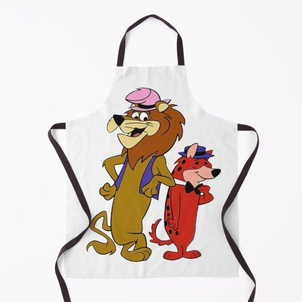 Lippy The Lion and Hardy Har Har Cartoon Classic Apron