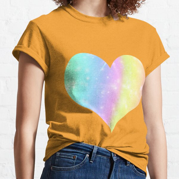 Love Heard Valentino Classic T-Shirt
