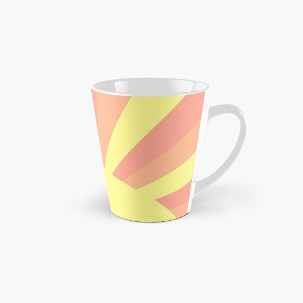 Yellow and Orange Sunrise Tall Mug