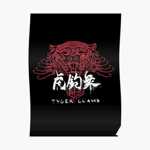 Tyger Claws Poster