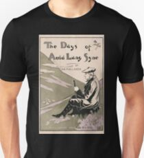 Artist Posters The days of auld lang syne by Ian Maclaren LFH 0579 T-Shirt