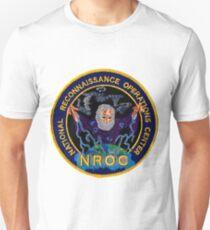 National Reconnaissance Operations Center (NROC) Logo Unisex T-Shirt