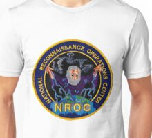 National Reconnaissance Operations Center (NROC) Logo Unisex T-Shirt