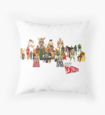 Jodorowsky´s Dune Throw Pillow