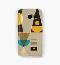 Geometric/Abstract 19 Samsung Galaxy Case/Skin