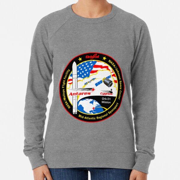 Antares! Orb D-1 Logo Lightweight Sweatshirt