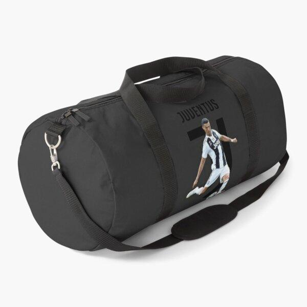 Cristiano Ronaldo Juventus Logo (dark version) (2) Duffle Bag