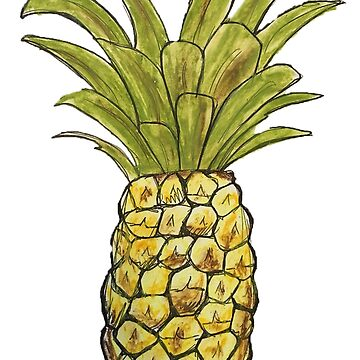 Pineapple by ampdesigns