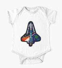 NROL-22 Program Crest Kids Clothes