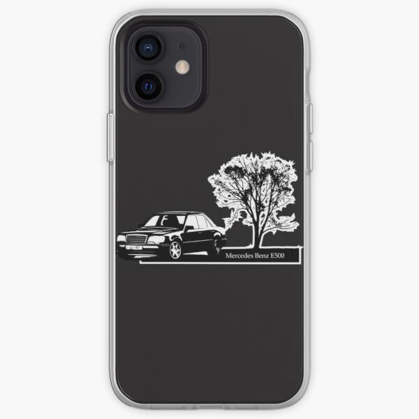 Mercedes Benz Mercedes Benz E500 Coque souple iPhone