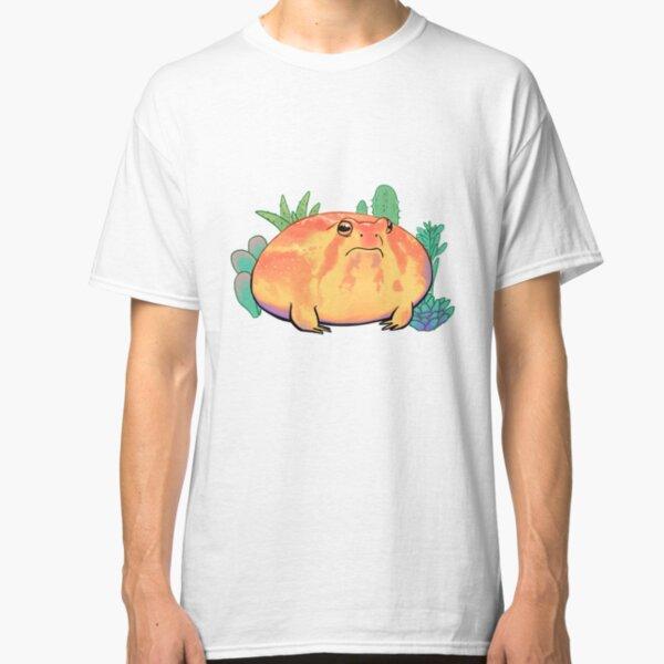 Succulent frog  Classic T-Shirt