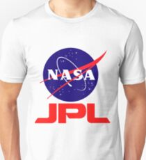 NASA & JPL Together Unisex T-Shirt