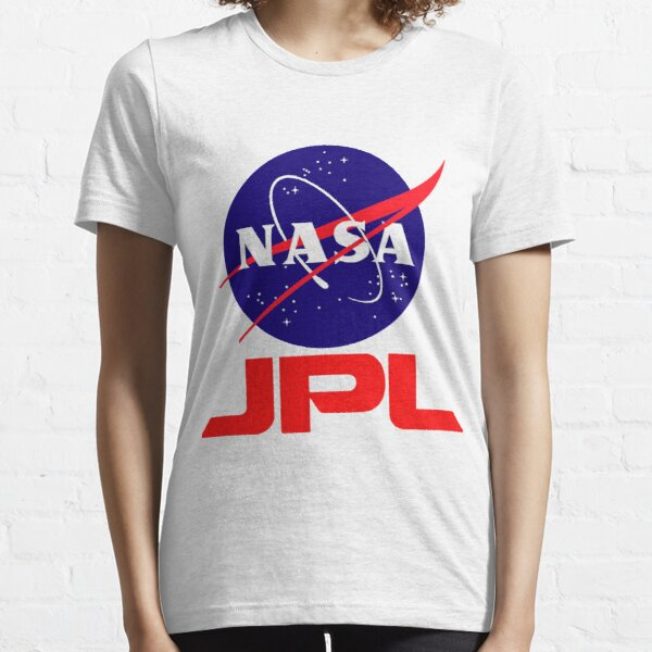 NASA & JPL Together Essential T-Shirt