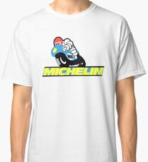 Vintage Michelin M38 Motorcycle Tire Classic T-Shirt