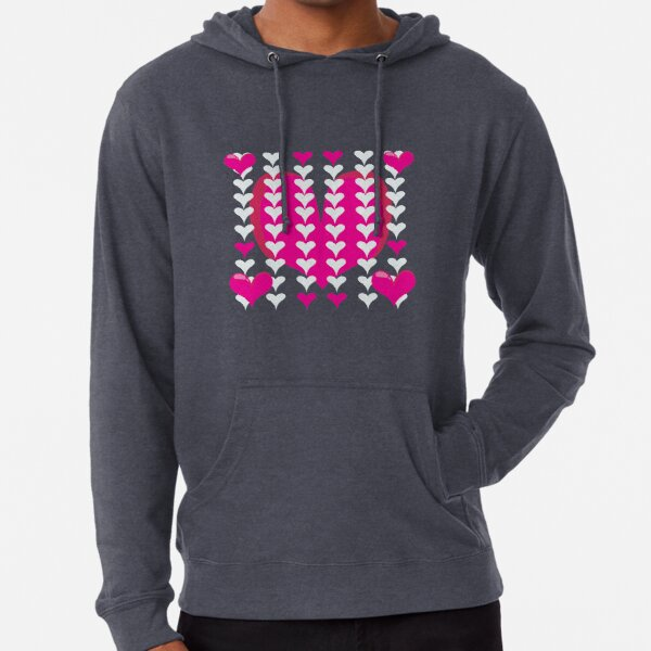 Valentine's Day, February 14, Lovers Day Lightweight Hoodie