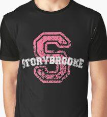 Storybrooke - Pink Graphic T-Shirt