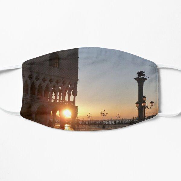 Sunrise in Venice Flat Mask