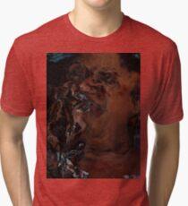 Zombie Lady Tri-blend T-Shirt