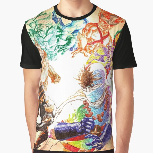 Rainbowman Graphic T-Shirt