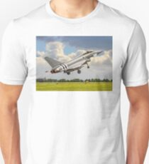 D-Day Typhoon FGR.4 ZK308/TP-V hauling out Unisex T-Shirt