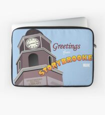 Once Upon a Time - Greetings from Storybrooke Laptop Sleeve