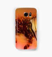 Born of Fire variant 1 Samsung Galaxy Case/Skin
