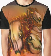 Born of Fire variant 1 Graphic T-Shirt