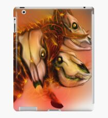 Born of Fire variant 1 iPad Case/Skin