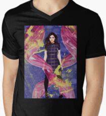 Clara Oswald Men's V-Neck T-Shirt