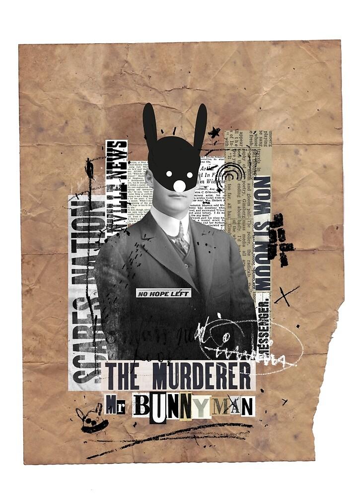 Mr.Bunnyman by sotos anagnos
