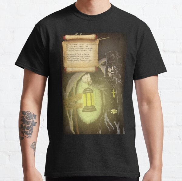 Shattered:  The Watchman Classic T-Shirt
