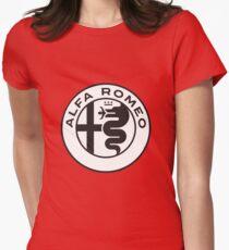 Alfa Romeo  Women's Fitted T-Shirt