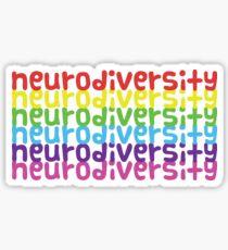 NEURODIVERSITY 2 Sticker