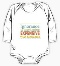 Educational Text Quotes Sayings  Kids Clothes