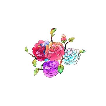 Steven universe roses! by AidaDoesDoodles