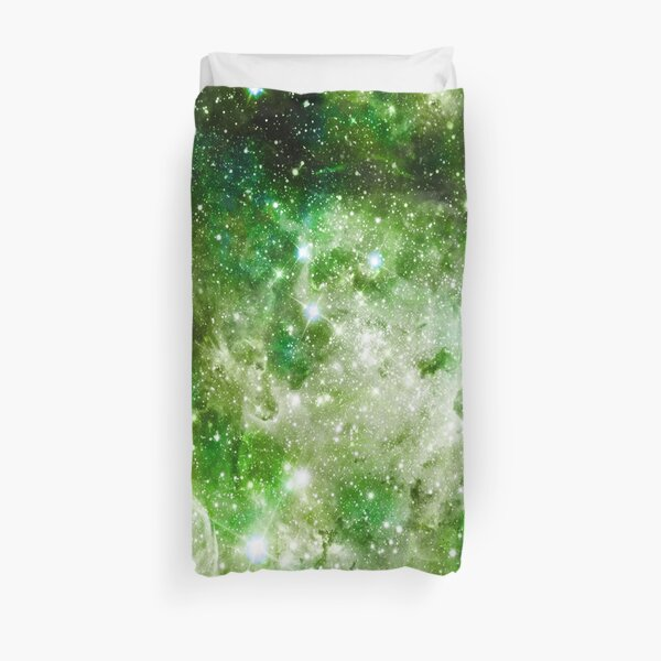 Green Space Duvet Cover