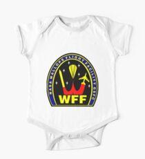 Wallops Flight Facility (WFF) Logo Kids Clothes