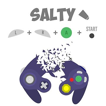 Salty Shirt by SKJynx
