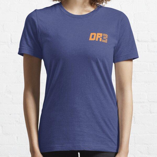 Daniel Ricciardo Bleu DR3 - F1 2021 T-shirt essentiel