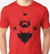 HAIR STYLE ZANGIEF Slim Fit T-Shirt