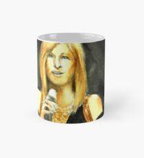 Barbara Streisand Mug