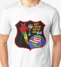 NROL-66 Program Logo T-Shirt
