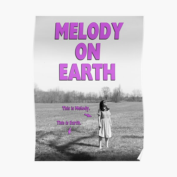Melody on Earth movie poster Poster