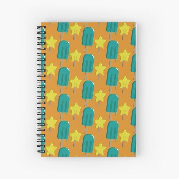 Pop Sicle  Spiral Notebook
