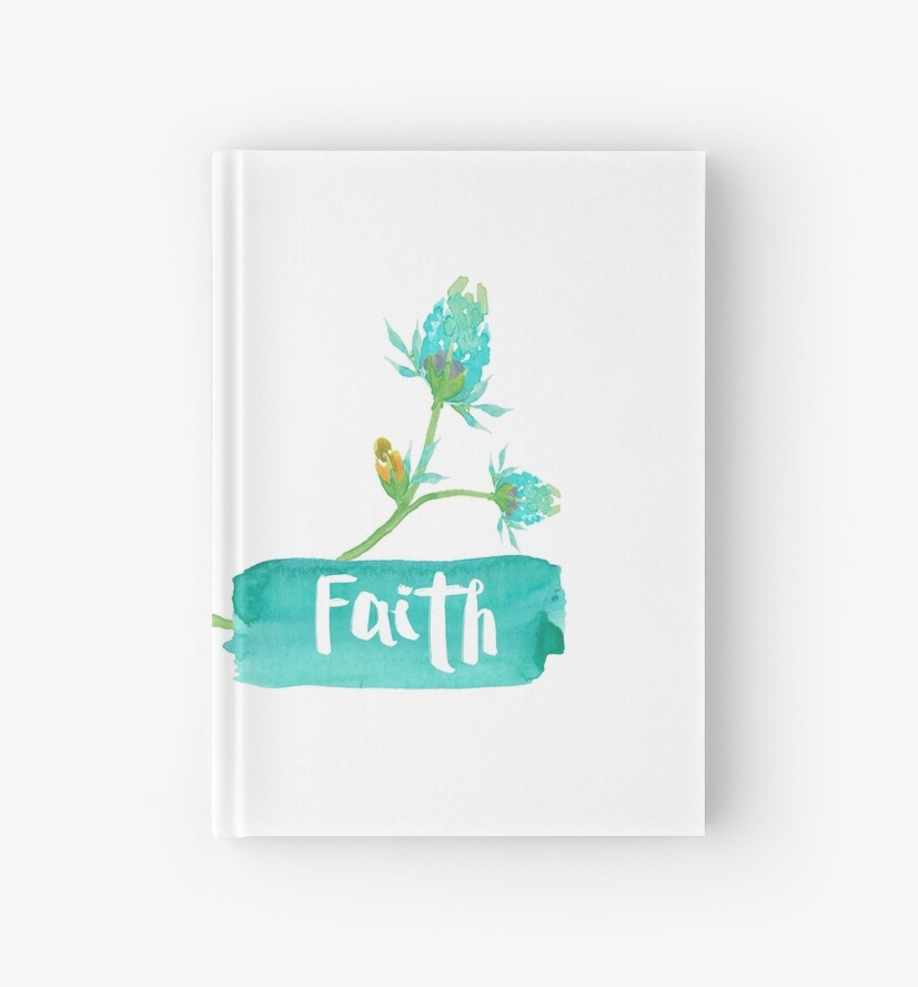 Faith Mugs and Notebook Journals by PraiseQuotes