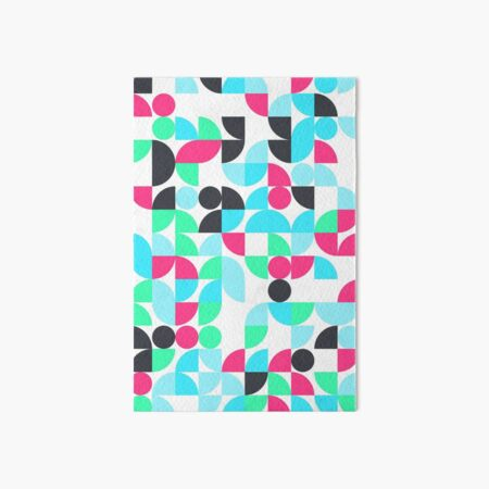 Nook Art Board Print