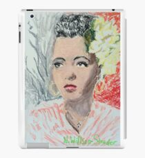 Lady Day iPad Case/Skin