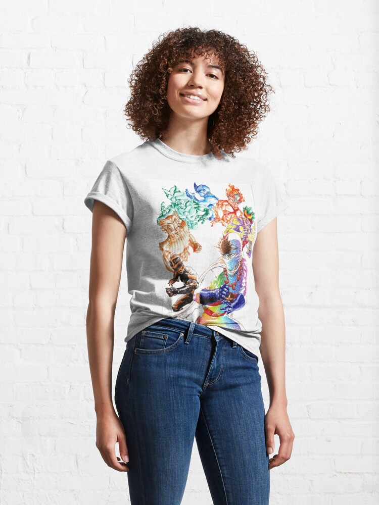 Alternate view of RainbowmanShirt Classic T-Shirt