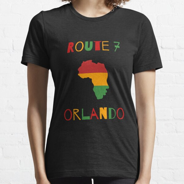 Route 7 Orlando Black History Month  Essential T-Shirt